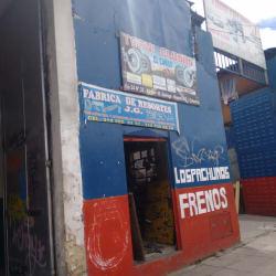 Fabrica de Resortes J.G  en Bogotá