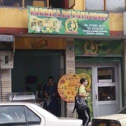 Fabrica de Patacones  en Bogotá