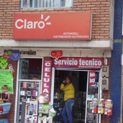 Claro Activacell Distribuidor Autorizado en Bogotá