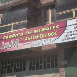 Fabrica de Muebles J&M en Bogotá