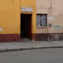 Fabrica de Espejos El Rubi Ltda  en Bogotá