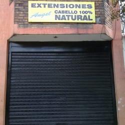 Extensiones Angel en Bogotá