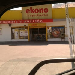 Supermercado Ekono - Brasil / La Punta en Santiago
