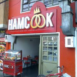 Hamcook en Bogotá