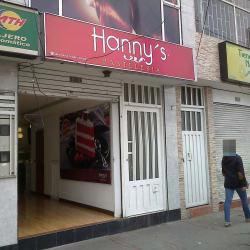 Hanny's Pastelería en Bogotá