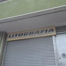Litografia en Bogotá