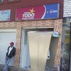Paga Todo Calle 27 Sur con 19 en Bogotá