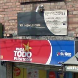 Paga Todo Calle 27 Sur con 6 en Bogotá