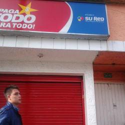 Paga Todo Calle 3 con 29A en Bogotá