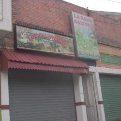 Los Palenques en Bogotá