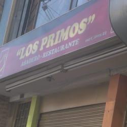 Los Primos en Bogotá