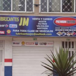 Lubricantes JM  en Bogotá