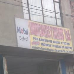 Lubricantes y servicios Y&A en Bogotá