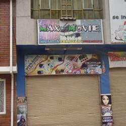 Max Movie en Bogotá