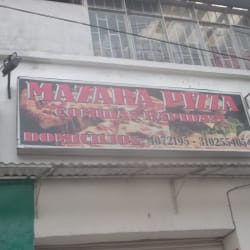 Mazara Pizza en Bogotá