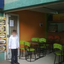 Mazork BBQ en Bogotá