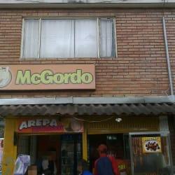 Mc Gordo en Bogotá