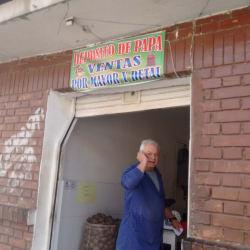 Deposito de Papa  en Bogotá