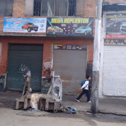 Mega Repuestos  en Bogotá