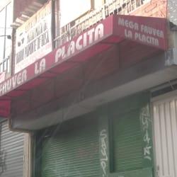 Megafruver La Placita en Bogotá