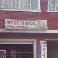 Mektiando Pizzeria en Bogotá