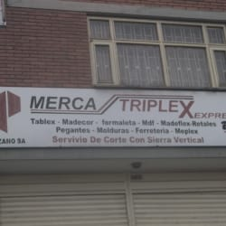 Merca Triplex Express E.U.  en Bogotá