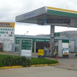 EDS Petrobras Potrero Grande en Bogotá