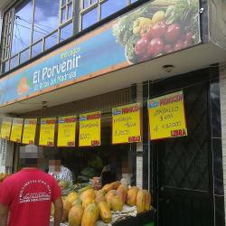 Mercados El Porvenir de Villas del Madrigal  en Bogotá