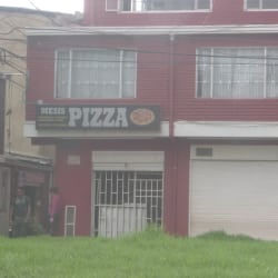 Mesis Pizza en Bogotá