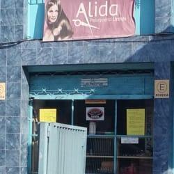 Alida en Santiago