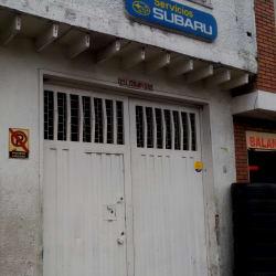 Servicios Subaru  en Bogotá