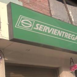 Servientrega en Bogotá