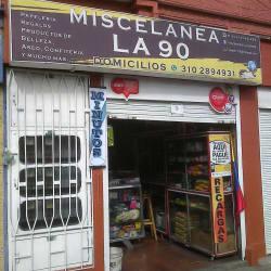 Miscelánea La 90 en Bogotá