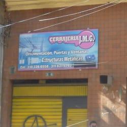 Cerrajeria J.M.G.  en Bogotá