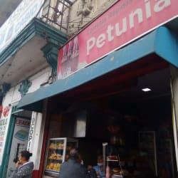 Comidas rapidas petunia en Bogotá