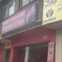 Tamales Tolimenses Las Rojas  en Bogotá