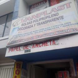 Vanplast en Bogotá