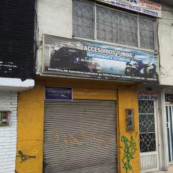 Accesorios Tuning Mantenimiento Automotriz en Bogotá