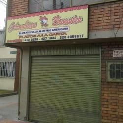 Colombia Broaster en Bogotá