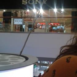 Sony - Mall Parque Arauco en Santiago