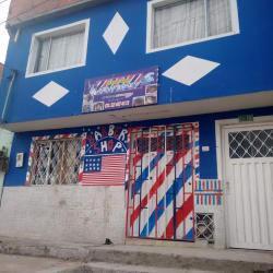 Barber Shop New Yersey en Bogotá