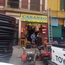 Ferretería Cabanzo en Bogotá