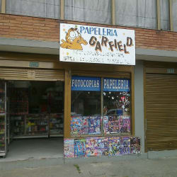 Papelería Garfield en Bogotá