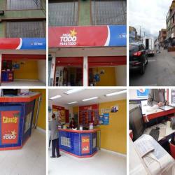 Paga Todo Carrera 80 con 71A en Bogotá
