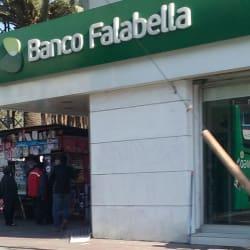 Banco Falabella Gran Avenida José Miguel Carrera San Miguel en Santiago