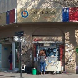 Caja de Compensación Los Héroes Gran Avenida en Santiago