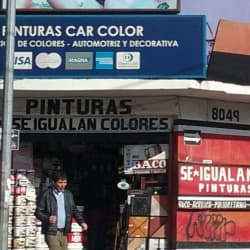 Car Color - La Cisterna en Santiago