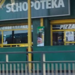 Restaurante Shopoteka en Santiago