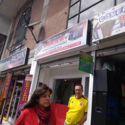 Casa Comercial la Perla de Oro en Bogotá