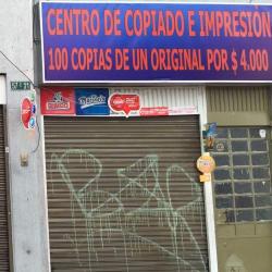 Centro de Copiado e Impresión  en Bogotá